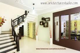 kerala home design staircase 998 sqft modern single floor kerala home design indian home