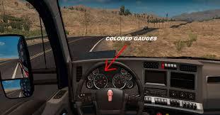 small kenworth trucks kenworth t680 truck interior american truck simulator mod ats mod