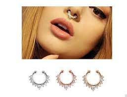 aliexpress nose rings images Cheap nose piercing for sale find nose piercing for sale deals on jpg
