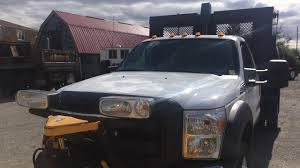 Ford F350 Dump Truck Gvw - for sale 2012 ford f550 4x4 dump truck with plow youtube