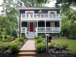front porch designs two story houses photo home design