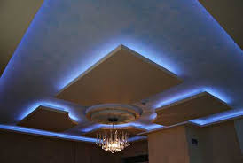 Led Lights Fixtures Ceiling Lights Awesome Blue Ceiling Light Fixture Blue Glass