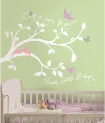 baby jungen zimmer details zu wandsticker babyzimmer wandtattoo wandbild rock a bye