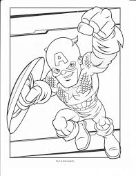 super hero squad coloring pages coloring