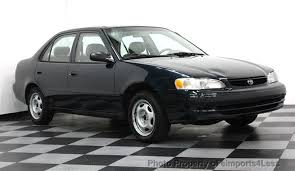 1999 toyota corolla problems 1999 used toyota corolla ve at eimports4less serving doylestown