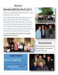 class reunions website mount s class reunions