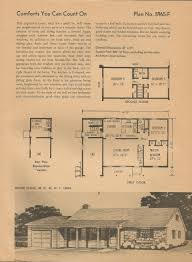 Split Ranch House Plans by Vintage House Plans 1970s Ranch Homes Split Levels And