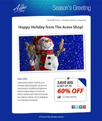 free friday winter holiday email template u0026 background image fix