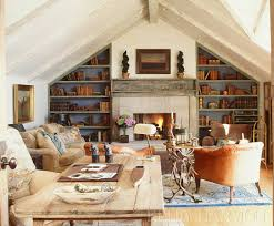 live close to nature with rustic decorating style