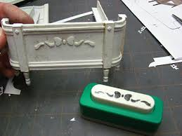 dollhouse miniature furniture tutorials 1 inch minis how to