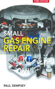 small gas engine repair documents