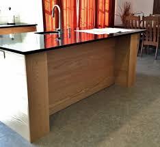 blog la casa design studio a sleek kitchen island handmade with locally sourced materials