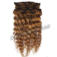 curly hair extensions clip in 16 inch 12 golden brown clip in hair extensions curly 7 pieces set