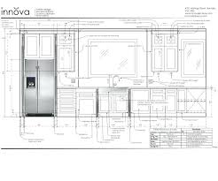 kitchen cabinets details cabinet detail drawing gypsum board assembly attachments recessed