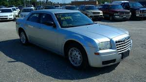 chrysler car 300 2007 chrysler 300 city md south county public auto auction