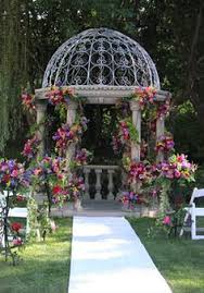 wedding arch gazebo for sale constantine 9 ft w x 9 ft d pergola gazebos etc
