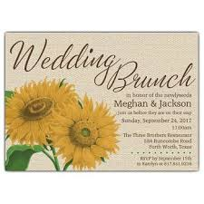 invitation to brunch wording wedding brunch invitation wording paperstyle