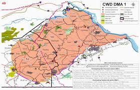 Dma Map Full O U0027bull Gazette Cwd Update Disease Detected In Six More Free