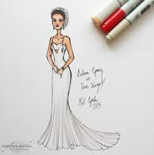 selena gomez fashion sketch by angelaaasketches on deviantart