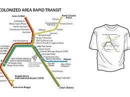 Sfo Bart Map by Help Silkscreen Decolonize Bart T Shirts Indiegogo