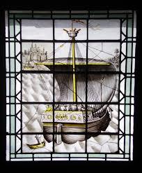 chambre de commerce de bourges file stained glass window galée jacques coeur palace bourges
