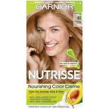 garnier nutrisse 93 light golden blonde reviews nutrisse 82 chagne blonde chagne fizz nourishing color