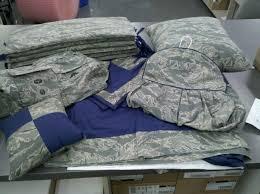 Nursery In A Bag Crib Bedding Set by Air Force Abu Crib Bedding Set Bumper Pads Crib Skirt Quilt