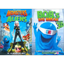 ginormous double pack monsters aliens u0027s big break