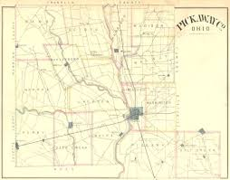 Ohio Canal Map by 1880 History Of Franklin U0026 Pickaway Counties Ohio Contents
