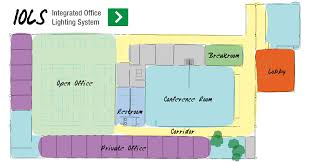 finelite u0027s office floor plan