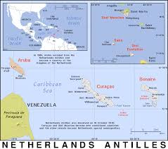 Map Of Netherlands An Netherlands Antilles Public Domain Maps By Pat The Free