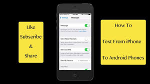 how to send pictures from iphone to android how to fix iphones not texting android phones