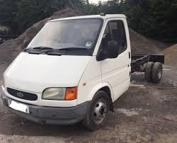 ford transit mk5 1999 chassis cab in axbridge somerset gumtree