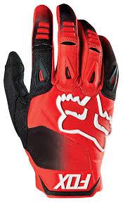 motocross glove fox racing pawtector race gloves revzilla