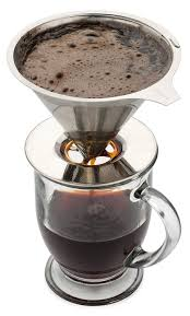 amazon com bartelli paperless pour over coffee dripper