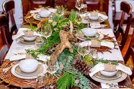 rustic dining room decorating ideas formal dining table rustic decorations decorating