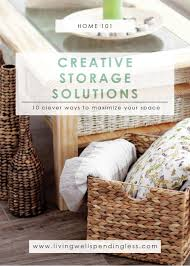 creative storage solutions find more room for your stuff