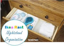Ikea Rast Nightstand Ikea Rast Hack