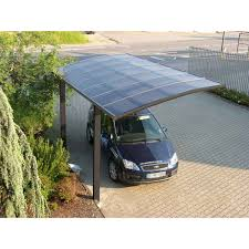Car Wash Awnings Cantilevered Carport Awning With Poles Only One Side Outrigger