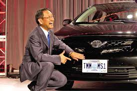 world auto toyota toyoda toyota most powerful in the auto world motioncars motioncars