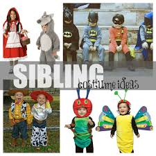 Easy Toddler Halloween Costume Ideas Amazing Halloween Costume Ideas For Toddler Siblings Siblings