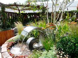 show garden water feature marches care