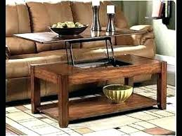 lift top coffee table plans raising coffee table techraja co
