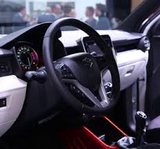 Suzuki Ignis Interior Suzuki Ignis Interior Design In White Trailer By Automototv