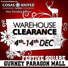 United Luggage by Cosas United Warehouse Sale Winter Wear U0026 Luggage