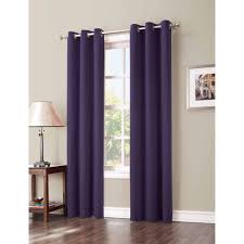 sun zero nolan blackout grommet curtain panel walmart com