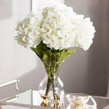 Artificial Lilies In Vase Artificial Flower Arrangements You U0027ll Love Wayfair