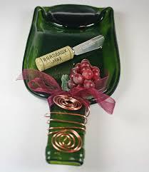 melted wine bottle platter best 25 melted wine bottles ideas on wine bottles