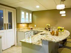 clever way to raise your kitchen counter to add a breakfast bar