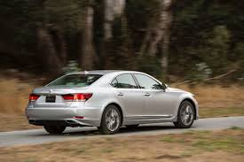 lexus sedan 2016 2016 lexus ls 460 review carsdirect